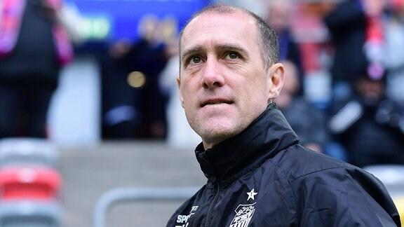 Joe Enochs Cheftrainer FSV Zwickau