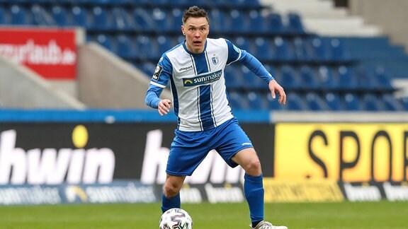 Alexander Bittroff 1. FC Magdeburg