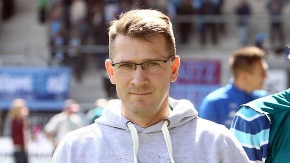 Andreas Georgi, Vorstandsvorsitzender Chemnitzer FC.