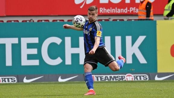 Anthony Barylla, 1.FC Saarbruecken