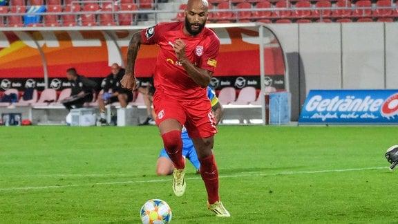 Terrence Boyd (Hallescher FC).