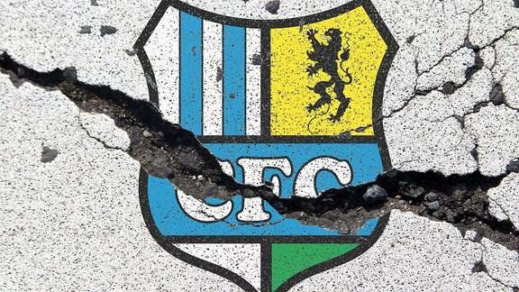 Symbolbild zur Insolvenz des Traditionsclubs Chemnitzer FC