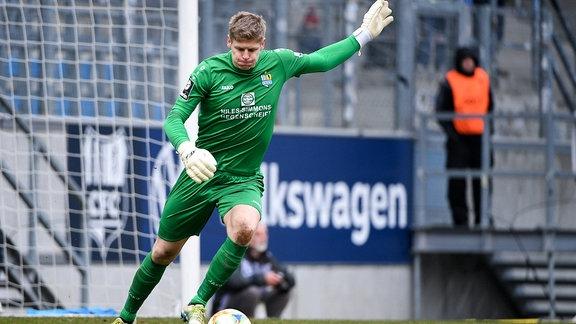 Torwart Jakub Jakubov, Chemnitzer FC