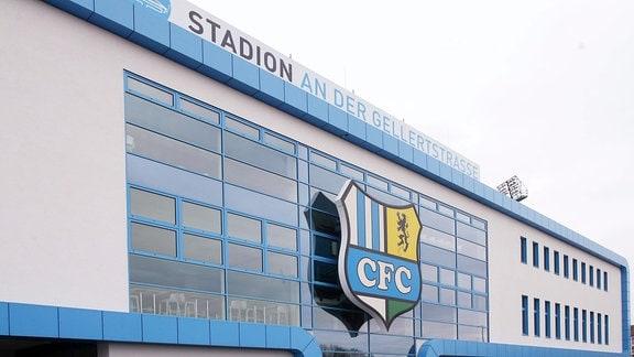 Stadion an der Gellertstrasse