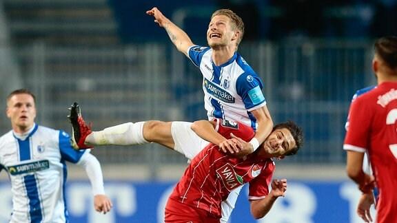 1. FC Magdeburg: Dominik Ernst