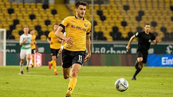 SG Dynamo Dresdens Alexander Jeremejeff