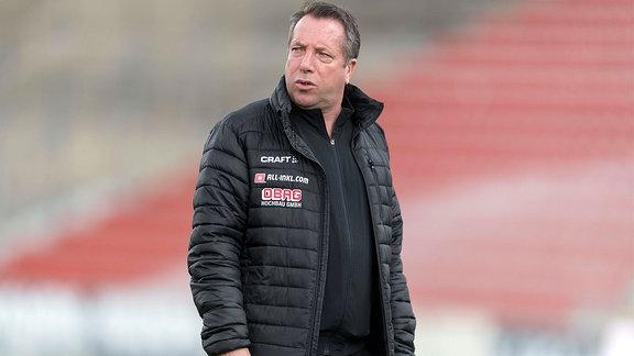 Markus Kauczinski, Dynamo Dresden