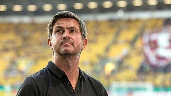 Dynamos Sportgeschäftsführer Ralf Becker