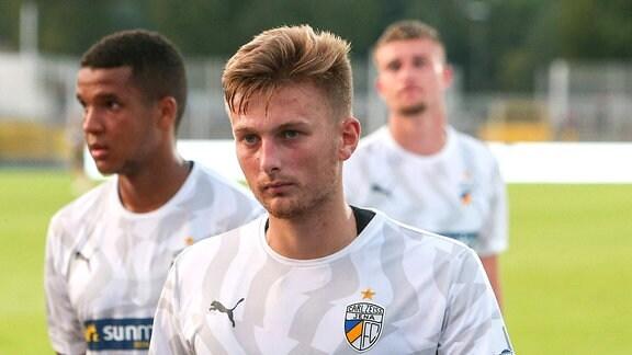 Spieler des FC Carl Zeiss Jena