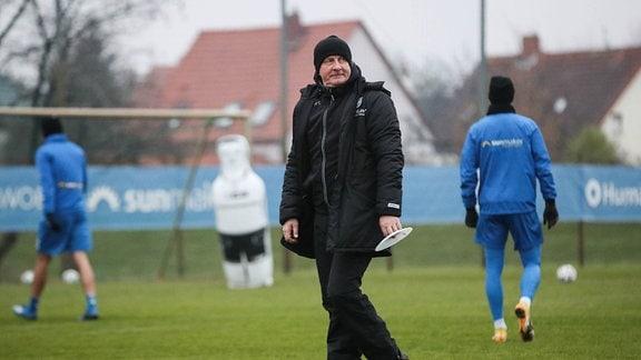 FCM-Trainer Thomas Hoßmang