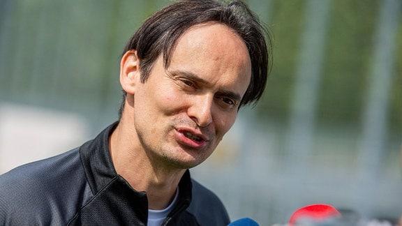 Florian Schnorrenberg, Neuer Trainer des HFC