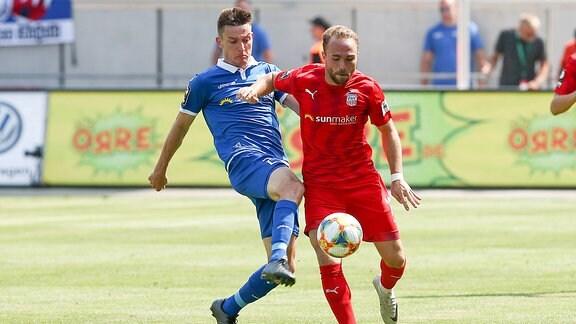 FSV Zwickau - 1. FC Magdeburg
