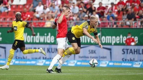 Max Reinthaler und Timo Bornemann