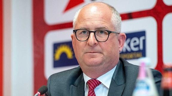 HFC-Präsident Jens Rauschenbach.
