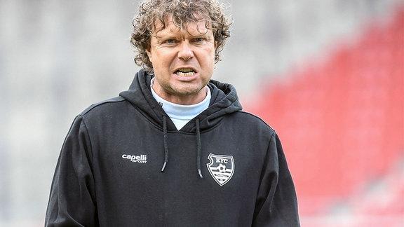 Stefan Krämer Cheftrainer, Uerdingen