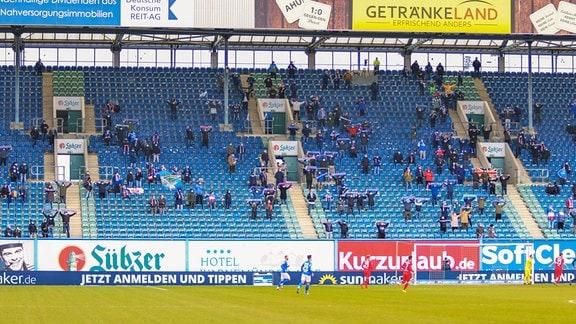 Hansa Rostock - Hallescher FC