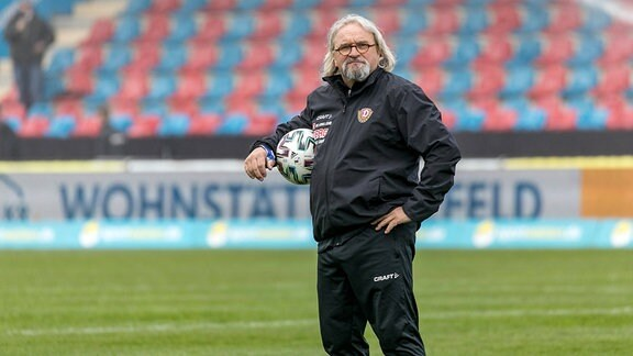 Heiko Scholz (Co-Trainer Dynamo Dresden)