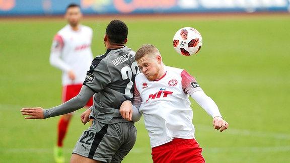 Fortuna Köln Hallescher FC