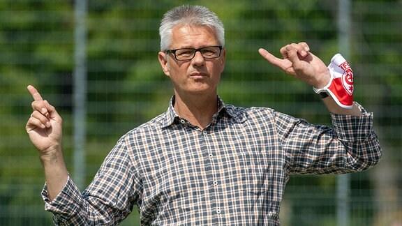 Ralf Heskamp Sportdirektor, HFC