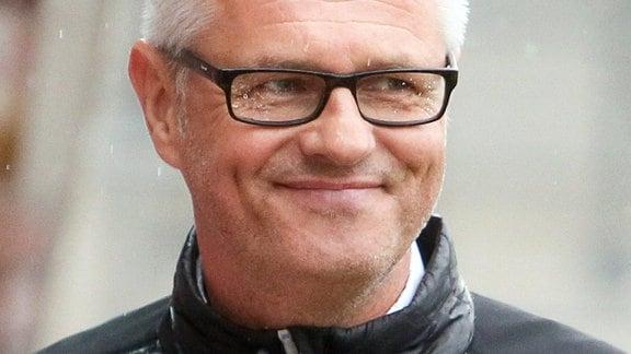 Sportdirektor Ralf Heskamp, Hallescher FC
