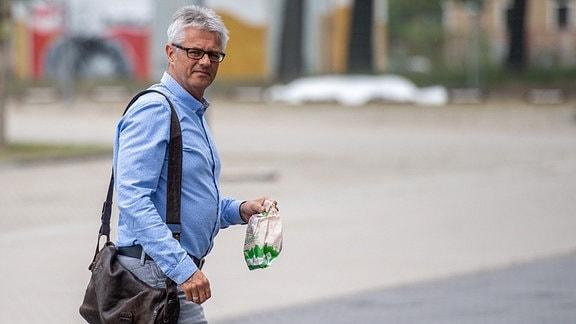 Sportdirektor Ralf Heskamp