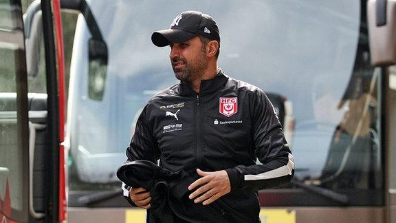 Ismail Atalan (Trainer Hallescher FC)