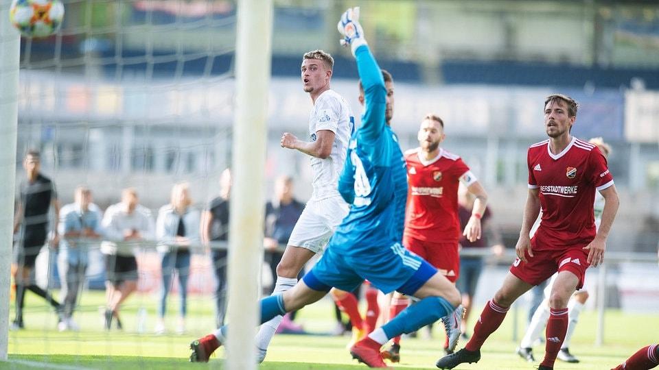 Erfolgreiche Generalprobe für den FC Carl Zeiss Jena | MDR.DE
