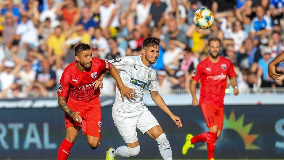 Eigentore kosten Jena gegen Ingolstadt die Punkte | MDR.DE