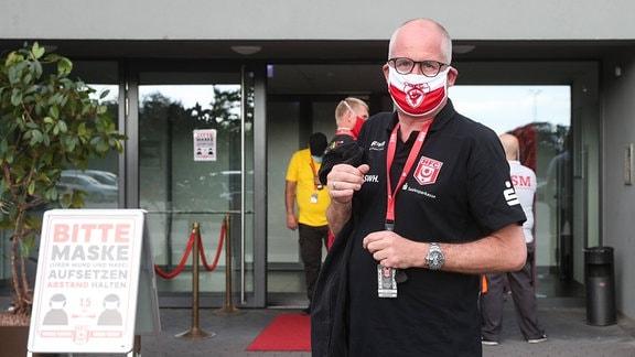 Jens Rauschenbach (Präsident Hallescher FC)