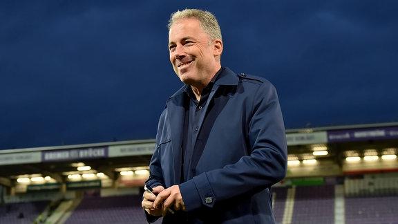 Osnabrück Manager Jürgen Wehlend