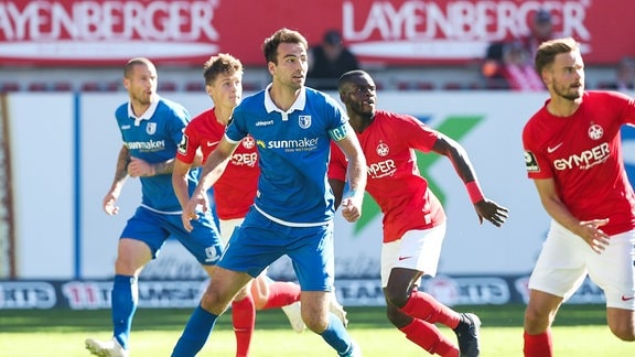 Christian Beck 1. FC Magdeburg