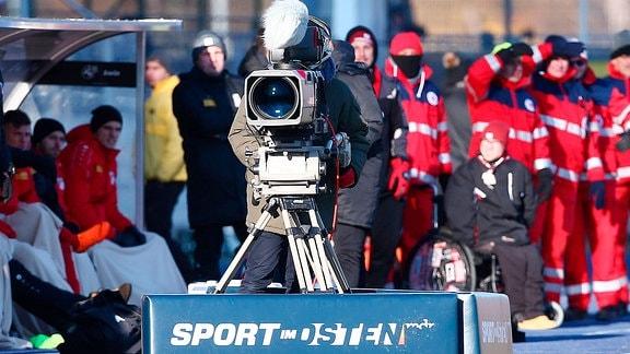 Kamera Sport im Osten