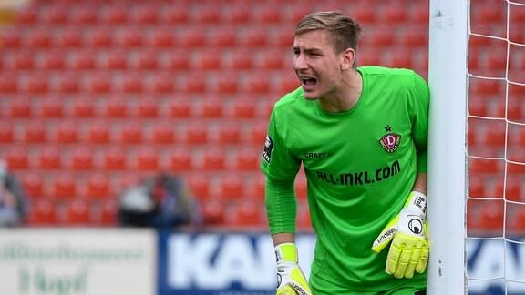 Kevin Broll (Keeper SG Dynamo Dresden)
