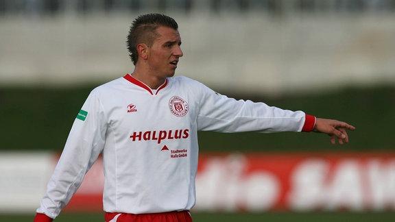 Toni Lindenhahn (Hallescher FC 2010)