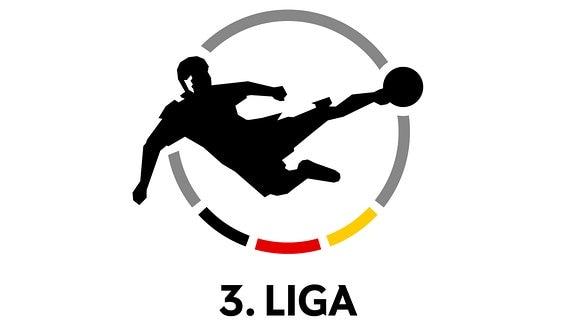 Neues Logo der 3. Liga.