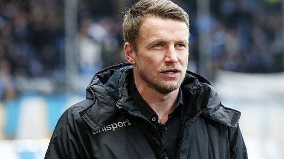 Maik Franz (Sportchef 1. FC Magdeburg)
