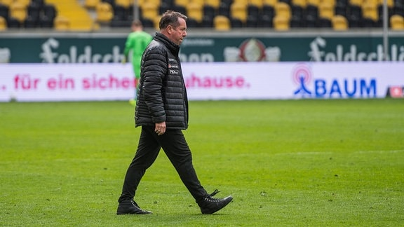 Markus Kauczinski nach Abpfiff