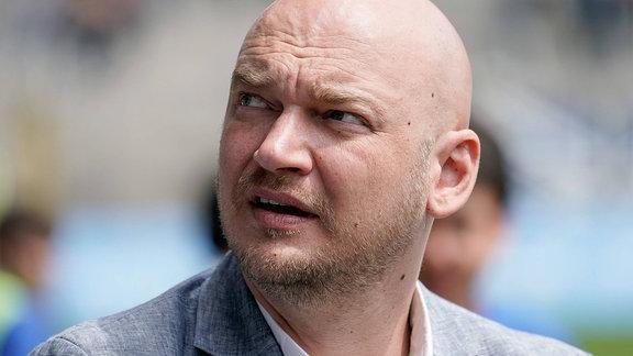 Markus Kompp (Geschäftsführer Waldhof Mannheim)