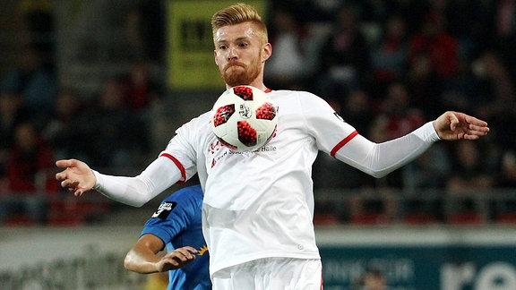 Mathias Fetsch, Hallescher FC