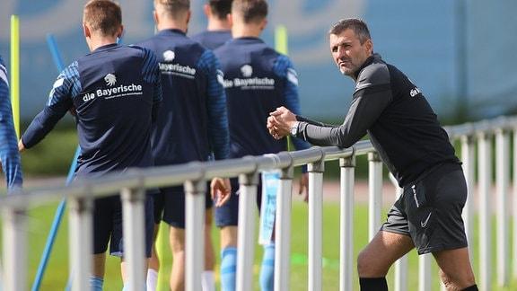 Trainer Michael Köllner (TSV 1860 München)