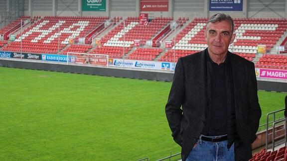 Ralf Minge wird neuer Sportdirektor beim Halleschen FC
