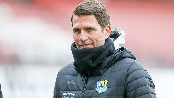 Patrick Glöckner (Chemnitzer FC)