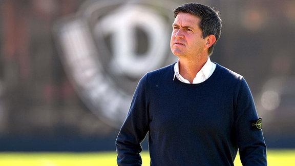 Sportgeschäftsführer Ralf Becker, SG Dynamo Dresden