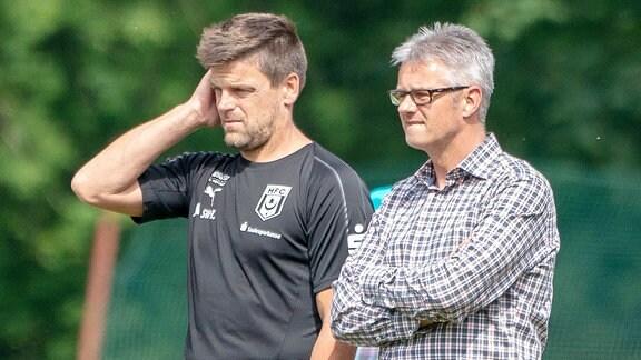Ralf Heskamp und Torsten Ziegner