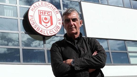 Ralf Minge (Sportdirektor des Halleschen FC)