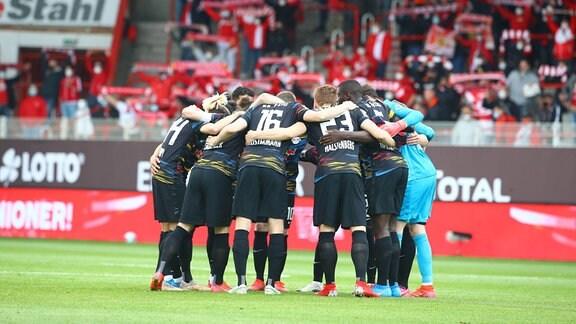 Spielerkreis RB Leipzig
