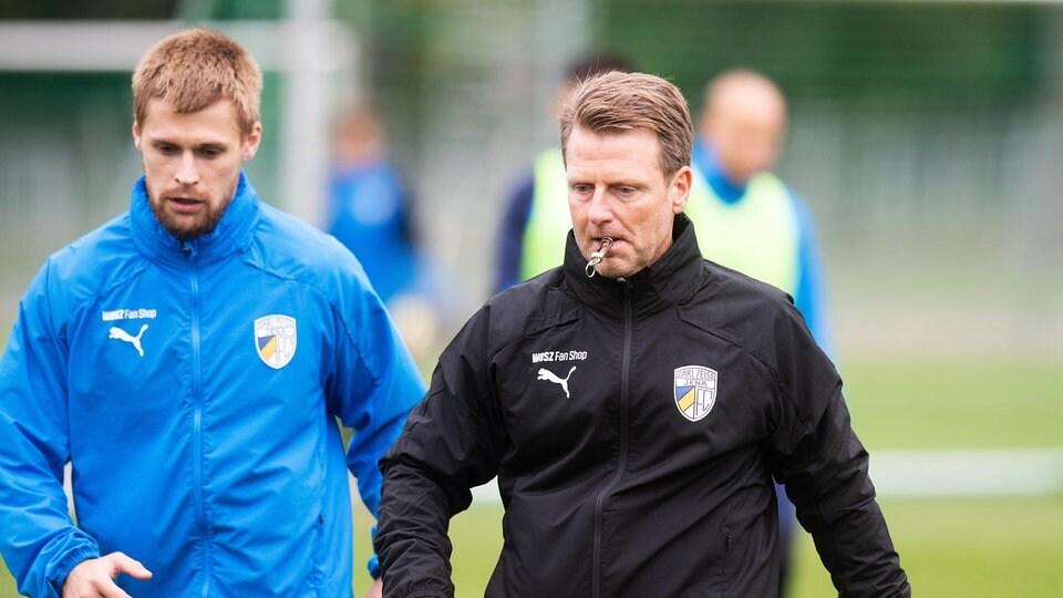 Jena lechzt mit Neu-Trainer Schmitt nach ersten Sieg | MDR.DE