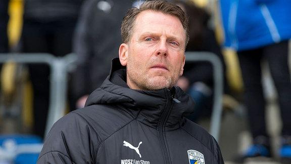 Jenas Trainer Rico Schmitt