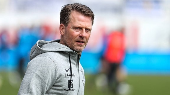 Rico Schmitt Trainer SV Meppen