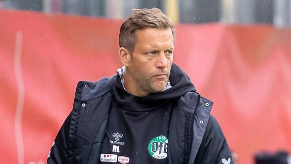 Rolf Martin Landerl (Trainer, VfB Lübeck)